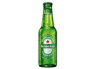 Heineken delivery