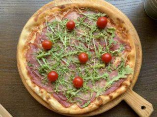 Pizza Prosciutto Banjac 1982 dostava