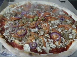 Pizza Posna dostava