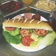 Nacin sandwich