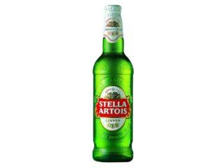 Stella Artois delivery