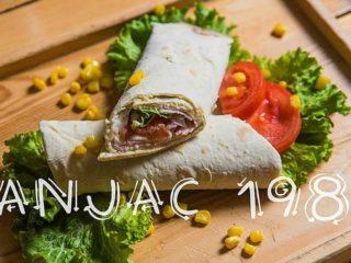 Tortilja šunka Banjac 1982 dostava