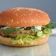 White Tor's burger