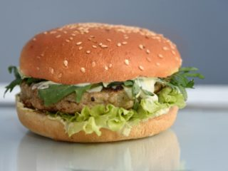 White Tor's burger Tors dostava
