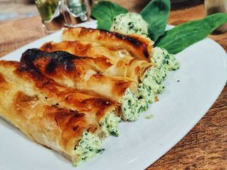 Greens pie Pitolino delivery