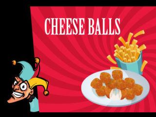 Cheese balls dostava