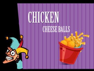 Chicken cheese balls dostava