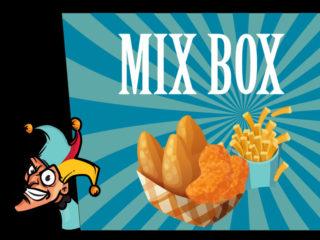 Mix box dostava