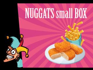 Nuggets small box dostava