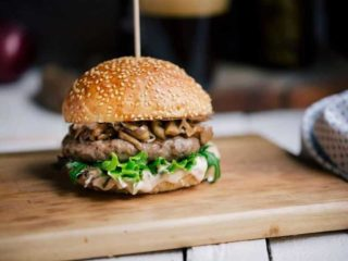 Shroom burger dostava
