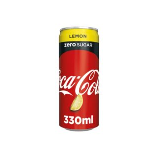 Coca-Cola - Zero Lemon delivery