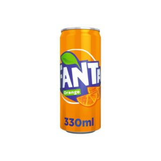 Fanta - Orange Naša tajna dostava