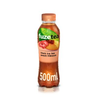 Fuzetea – Peach and hibiscus delivery