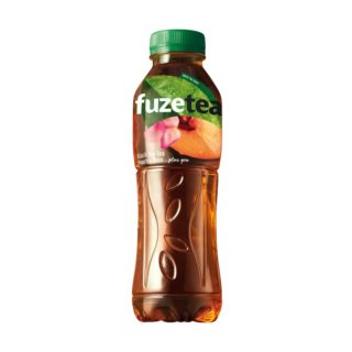 Fuzetea - Peach and rose delivery