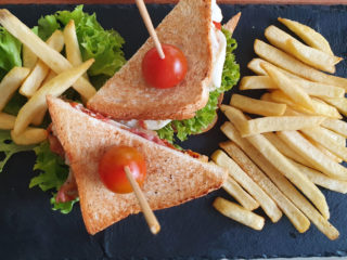 Klub sendvič Milagro Restoran dostava