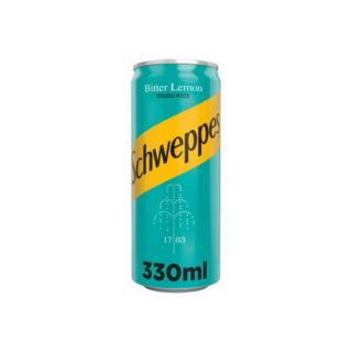 Schweppess - Bitter lemon delivery