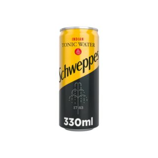 Schweppes - Tonic Water delivery