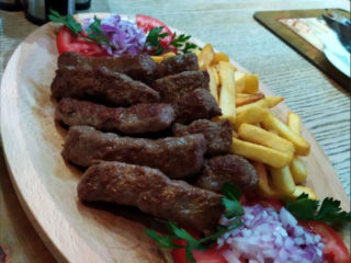 Cevapi Olive Tree delivery