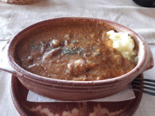 Beef goulash Mali Balkan delivery