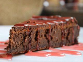 Čokoladna torta Cyrano Caffe Pizzeria dostava