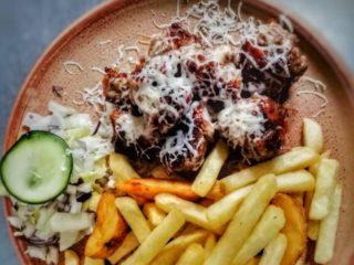 Leskovac fritter Mali Balkan delivery