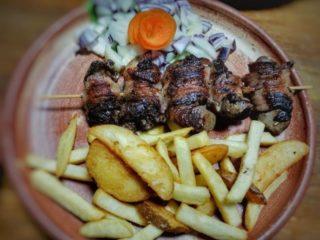 Rolovana pileća džigerica Mali Balkan dostava