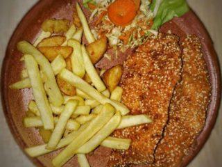 Sesame chicken Mali Balkan delivery