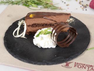 Belgijska torta Fontana Restoran dostava