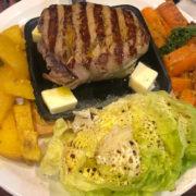 Beefsteak a la Konak