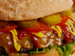 Cheeseburger Srpska Kruna dostava