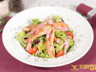 Turkey salad Fontana Restoran delivery