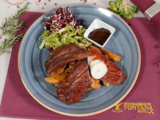 Smoked neck Fontana Restoran delivery