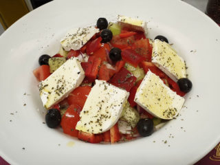 Greek salad Fontana Restoran delivery