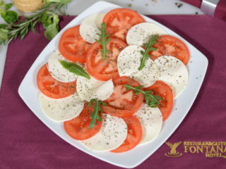 Kapreze salata Fontana Restoran dostava