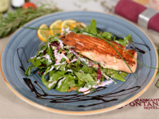 Salmon fillets Fontana Restoran delivery