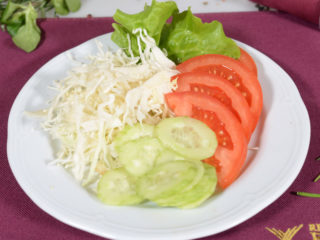 Mixed fresh salad Fontana Restoran delivery