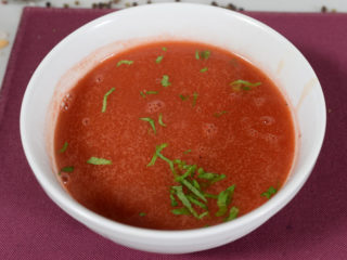Tomato broth Fontana Restoran delivery