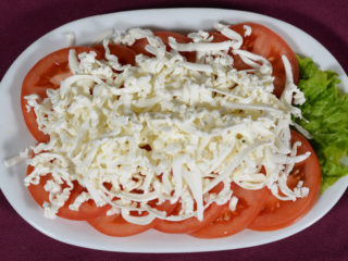 Tomato with cheese Fontana Restoran delivery