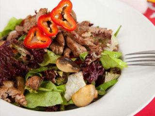 Biftek salata Lorenzo i Kakalamba dostava