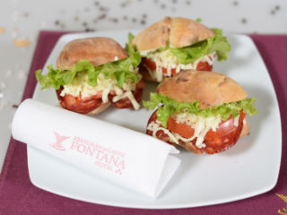 Sandwich with kulen Fontana Restoran delivery