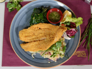 Catfish fillets Fontana Restoran delivery