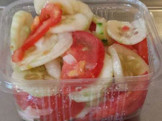 Srpska salata Srpska Kruna dostava
