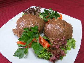 Tartar biftek Fontana Restoran dostava