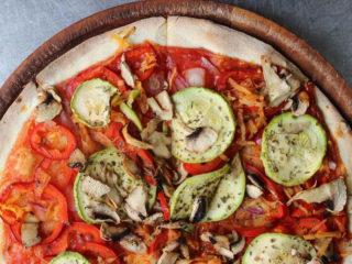 Vegetarijana pica Cyrano Caffe Pizzeria dostava