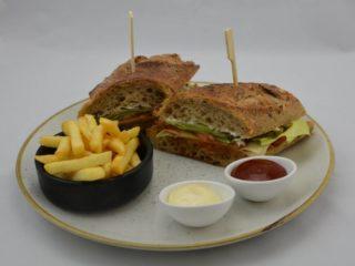 Cepana rebra Šonda Gastro Bar (Mona Plaza) dostava