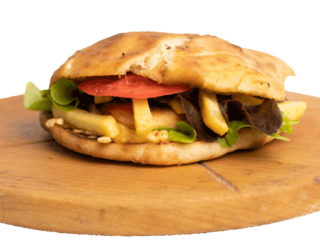 Chicken burger Jack fast food dostava