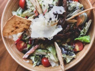 Beefsteak salad Diana Restoran delivery