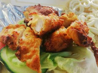 Pohovana hrskava piletina Krkiša dostava