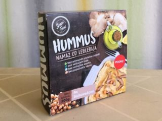 Mushrooms hummus Toledo M delivery