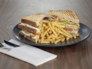 Club sandwich Diana Restoran delivery